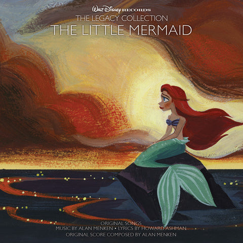 Walt Disney Records - Legacy Collection: The Little Mermaid CD2