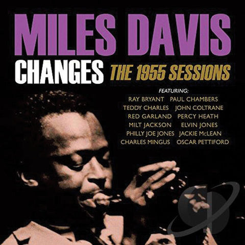 Miles Davis: Changes - The 1955 Sessions 2-CD Set