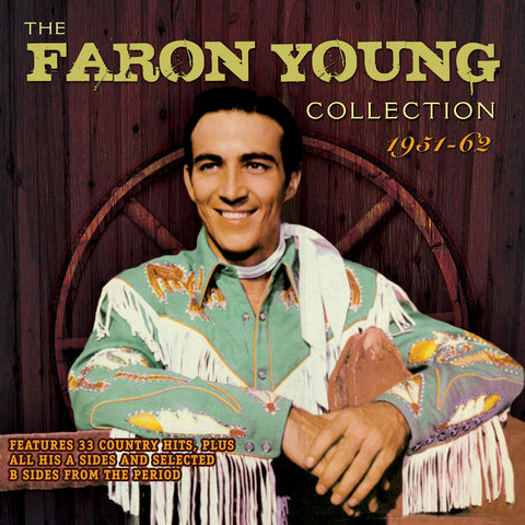Faron Young: Collection 1951-1962 2-CD Set