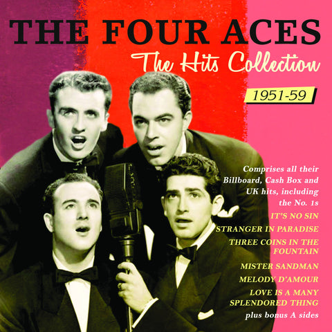 The Four Aces: Hits Collection 1951-1959 2-CD Set