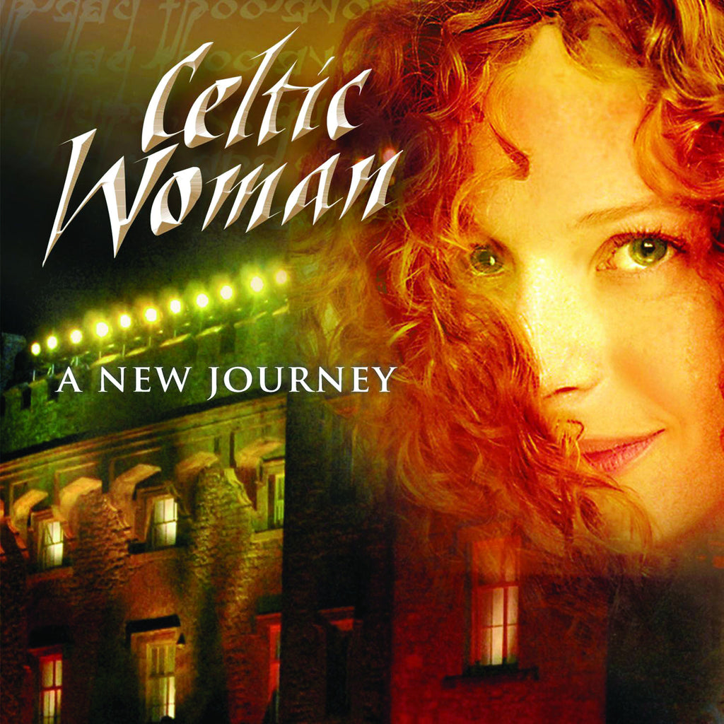 Celtic Woman: A New Journey DVD
