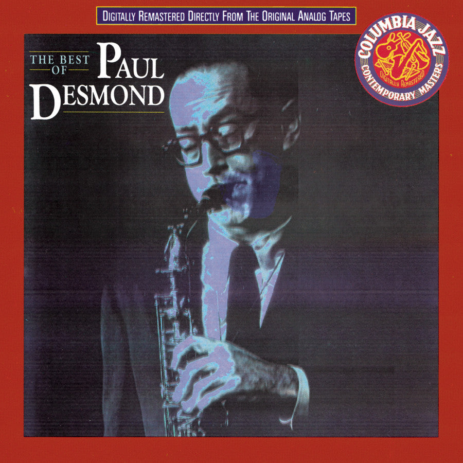 Paul Desmond: The Best of Paul Desmond