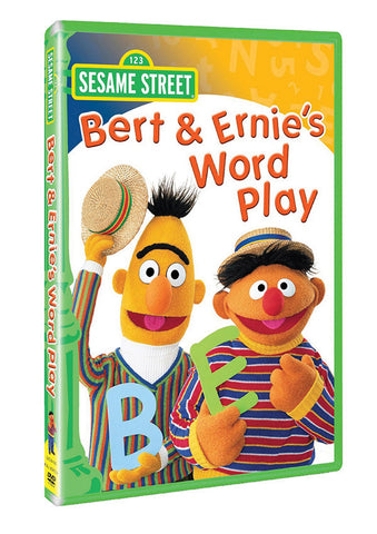 Bert and Ernie's Word Play DVD