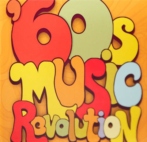 60s Music Revolution 9-CD Box Set