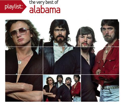 Alabama: Playlist - The Very Best of Alabama