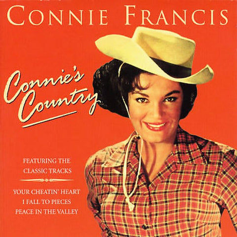 Connie Francis: Connie's Country