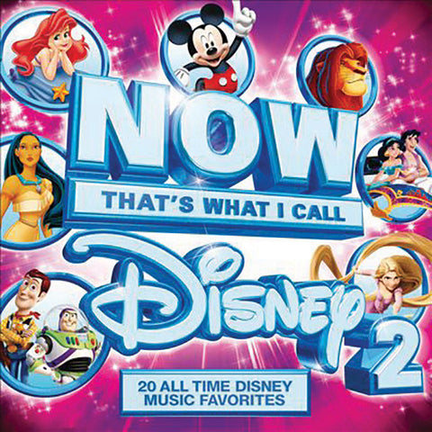 Now That's What I Call Disney Volume 2