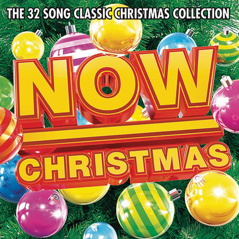 NOW Christmas 2-CD Set