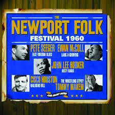 The 1960 Newport Folk Festival 3-CD Set