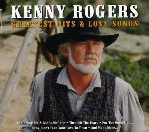 Kenny Rogers: Greatest Hits & Love Songs 2-CD Set