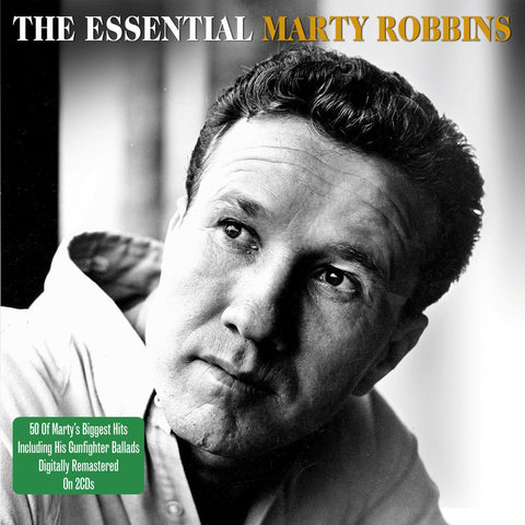 Marty Robbins: The Essential 2-CD Set