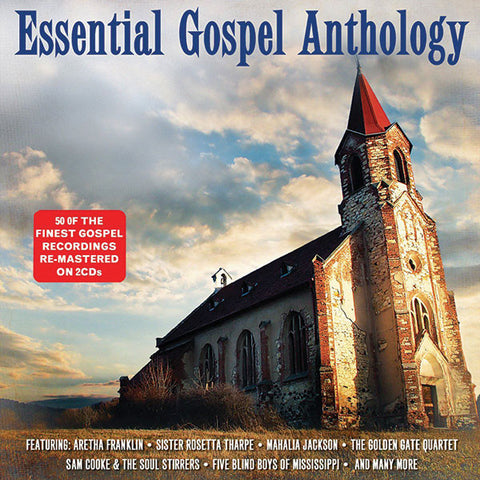 Essential Gospel Anthology 2-CD Set