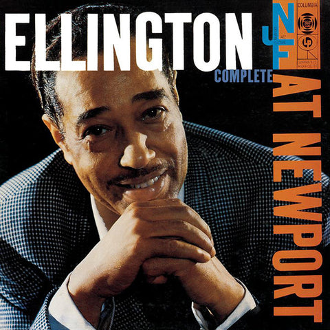 Duke Ellington: Live at Newport 2-CD Set