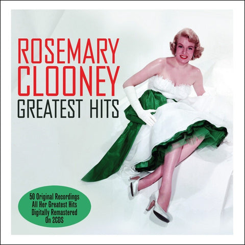 Rosemary Clooney: Greatest Hits 2-CD Set