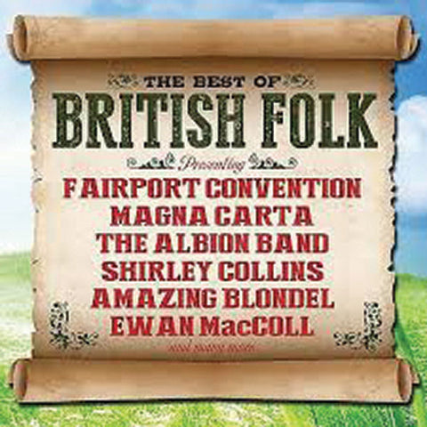 The Best of British Folk 2-CD Set