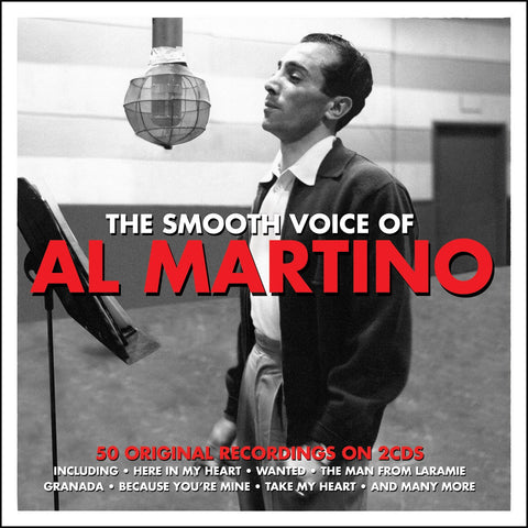 Al Martino: The Smooth Voice of Al Martino 2-CD Set