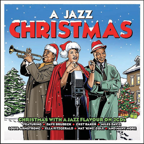 A Jazz Christmas 2-CD Set