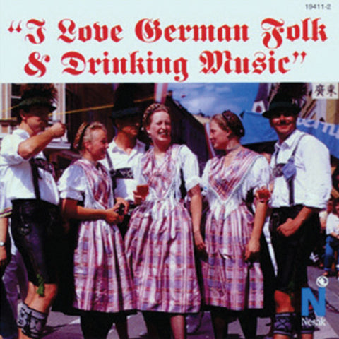I Love German Folk