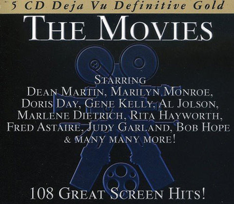 The Movies: 108 Great Screen Hits 5-CD Set