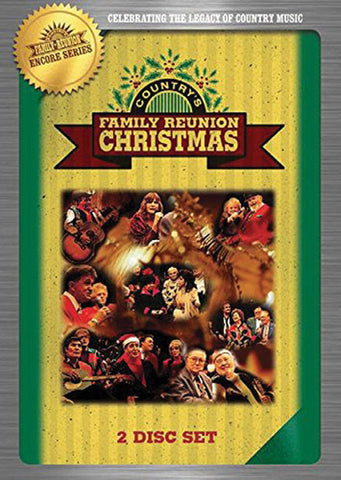 Country's Family Reunion Christmas 2-DVD Set