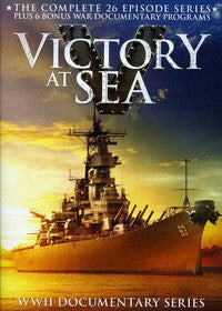 Victory at Sea: The Complete 26 Episodes 3-DVD Set