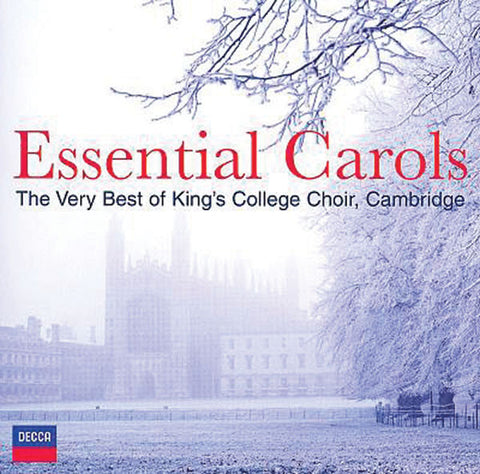 Kings College Choir: Essential Carols 2-CD Set
