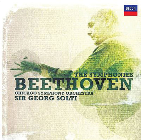 Beethoven: The Symphonies (Solti) 7-CD Set