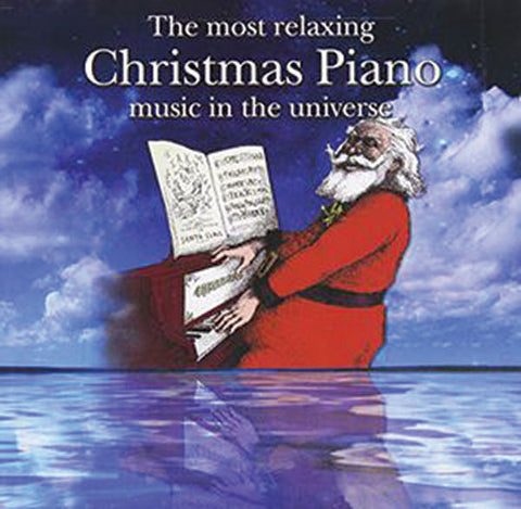 The Most Relaxing Christmas Piano Music 2-CD Set