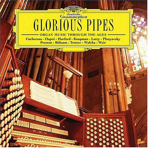 Glorious Pipes: Organ Music Through the Ages CD2