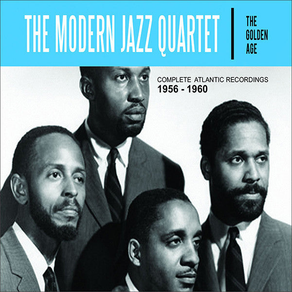 Modern Jazz Quartet: Golden Age 1956-1960 4-CD Set