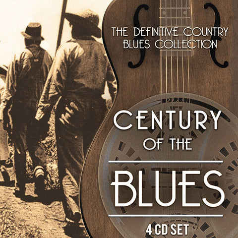 Century of the Blues 4-CD Set