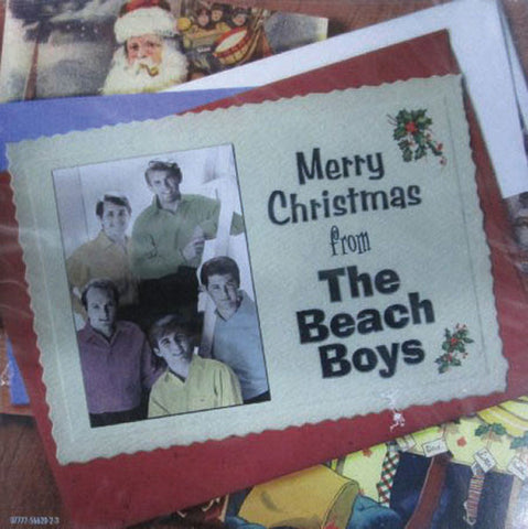 Beach Boys: Merry Christmas from the Beach Boys