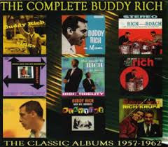 Buddy Rich: Complete 1957-1962  5-CD Set
