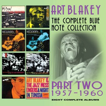 Art Blakey: Complete Blue Note Collection 1957-1960  4-CD Set