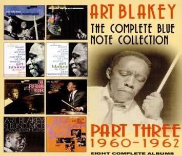 Art Blakey: Complete Blue Note Collection 1960-1962  4-CD Set