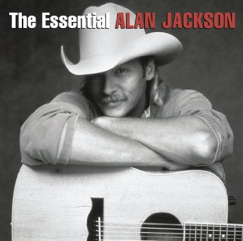 Alan Jackson: Essential Alan Jackson 2-CD Set