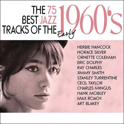 75 Best Jazz Tracks Of The 1960s 6-CD Set