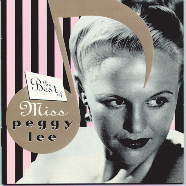 Peggy Lee: The Best of Miss Peggy Lee
