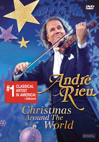 Andre Rieu: Christmas Around the World DVD
