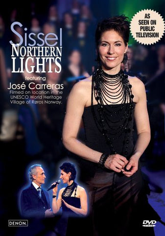 Sissel: Northern Lights DVD (linelist)