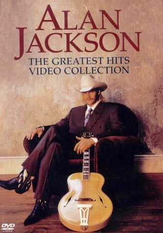 Alan Jackson: Greatest His Collection DVD