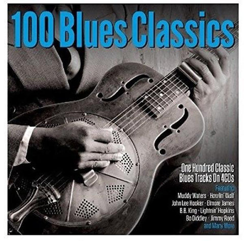 100 Blues Classics 4-CD Set
