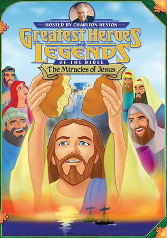 The Miracle of Jesus DVD