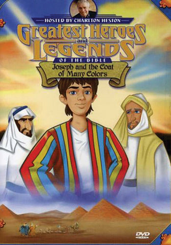 Joseph and the Coat of Many Colors DVD