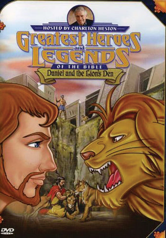 Daniel and the Lion's Den DVD