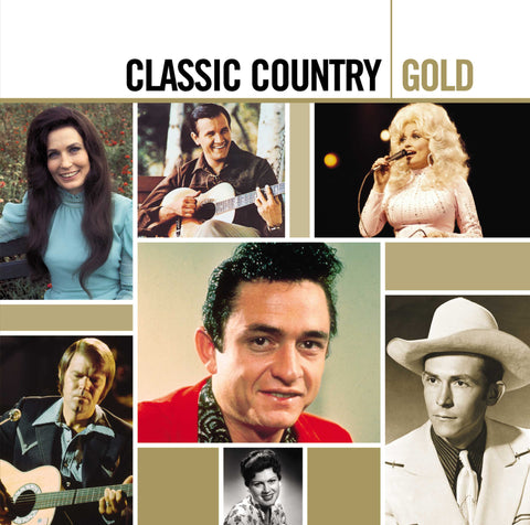 Classic Country: Gold 2-CD Set