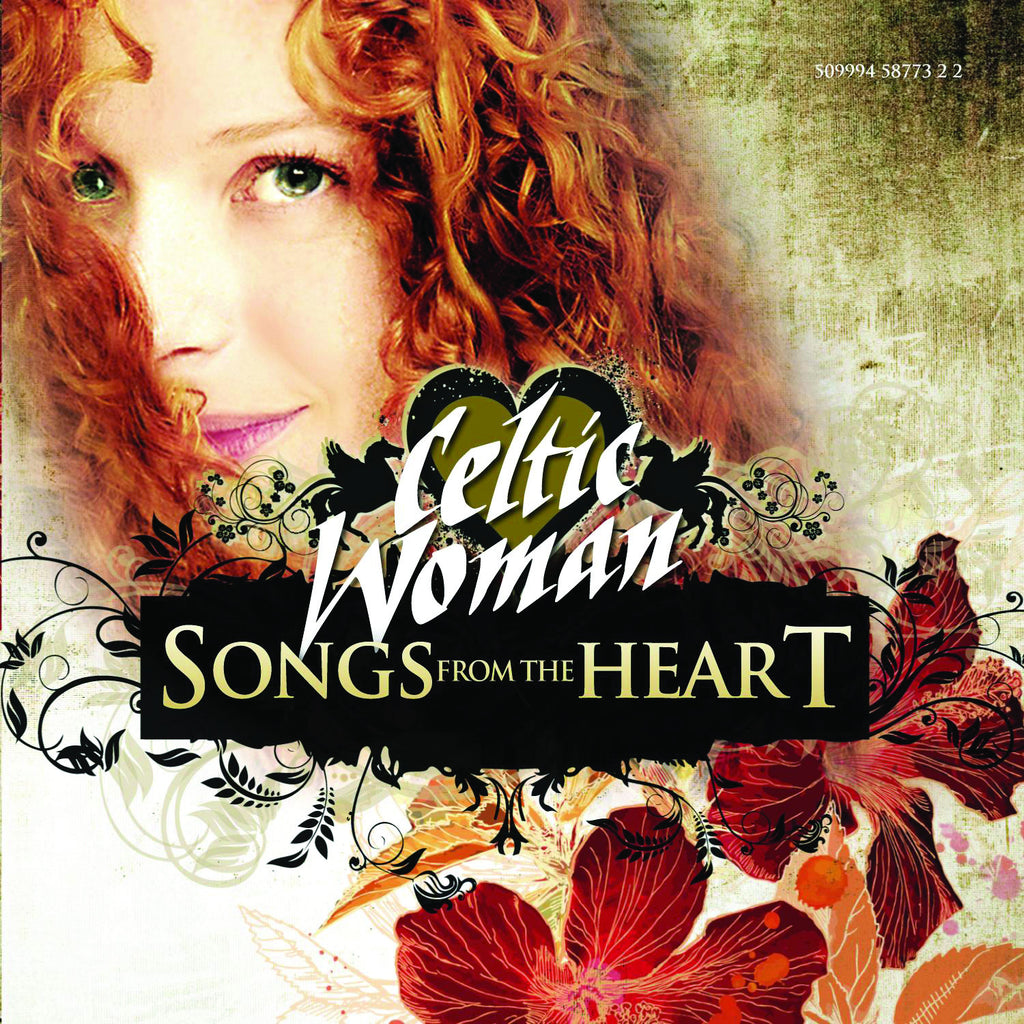 Celtic Woman: Songs from the Heart DVD
