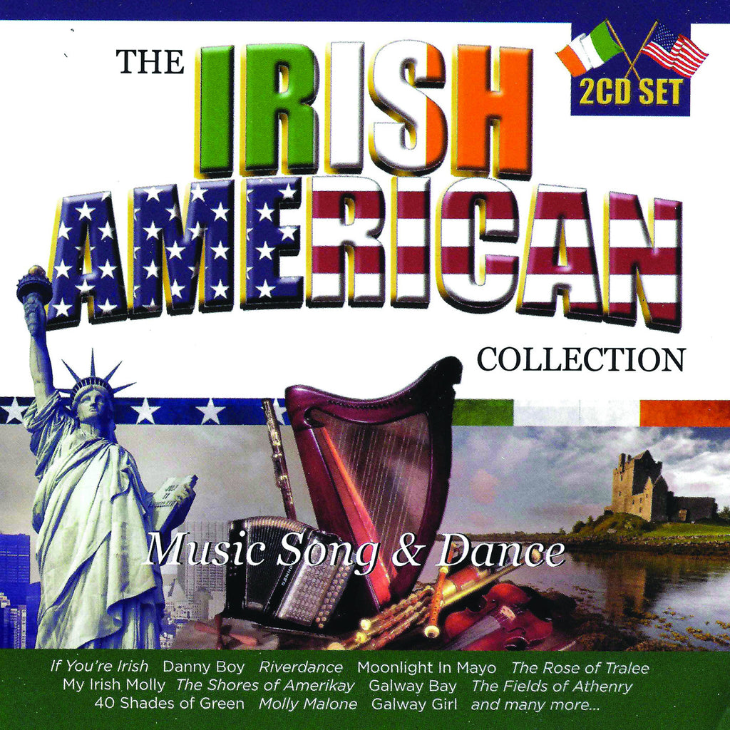 The Irish-American Collection 2-CD Set