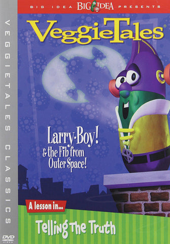 VeggieTales Classics - Larry-Boy and the Fib from Outer Space DVD