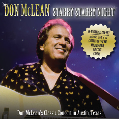 Don McLean: Starry Starry Night 2-CD Set